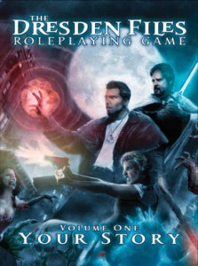 Dresden Files RPG: Volume One: Your Story - Used