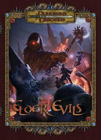 Dungeons and Dragons 3.5 ed: Elder Evils