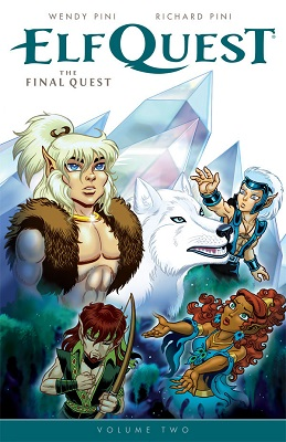 Elfquest: Final Quest: Volume 2 TP