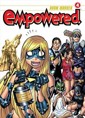 Empowered: Volume 4 TP