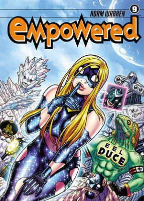 Empowered: Volume 9 TP