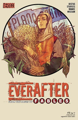 Everafter: From the Pages of Fables no. 10 (2016 Series) (MR)