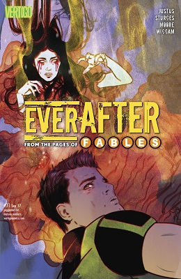 Everafter: From the Pages of Fables no. 11 (2016 Series) (MR)