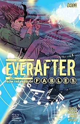 Everafter: From the Pages of Fables no. 2 (2016 Series) (MR)