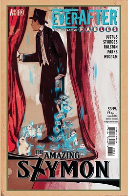 Everafter: From the Pages of Fables no. 6 (2016 Series) (MR)