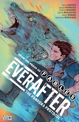 Everafter: From the Pages of Fables: Volume 1: The Pandora Protocol TP