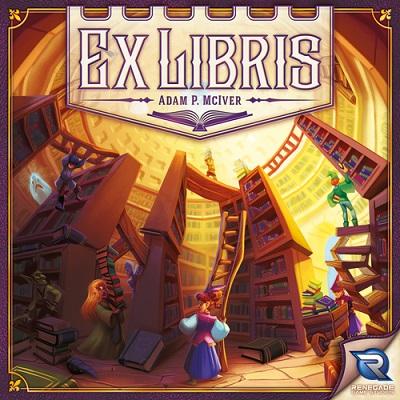 Ex Libris Board Game