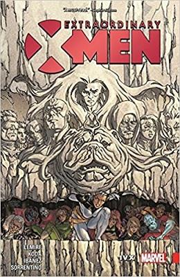 Extraordinary X-Men: Volume 4: IVX TP
