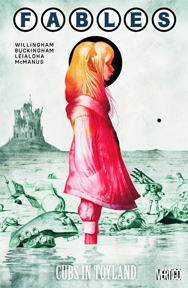 Fables: Volume 18: Cubs in Toyland TP - Used