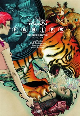 Fables Deluxe Edition: Volume 1 HC (MR)
