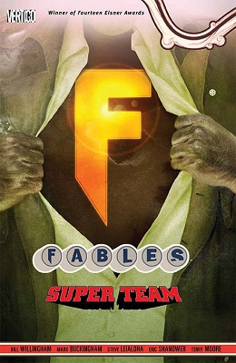 Fables: Deluxe Edition: Volume 12 HC (MR)