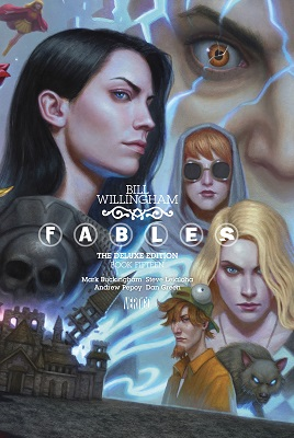 Fables: Volume 15 HC (Deluxe Edition) (MR)