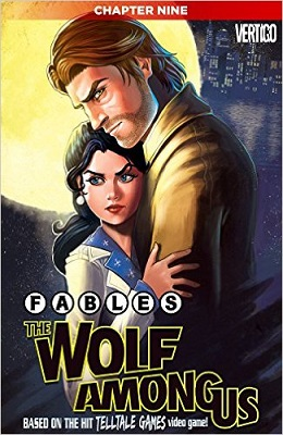 Fables: The Wolf Among Us no. 9 (2015 Series) (MR)