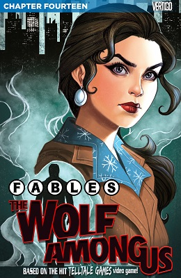 Fables: The Wolf Among Us no. 14 (2014 Series) (MR)