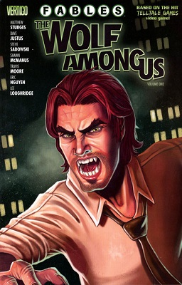 Fables: The Wolf Among Us: Volume 1 TP (MR)