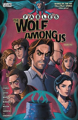 Fables: The Wolf Among Us: Volume 2 TP (MR)