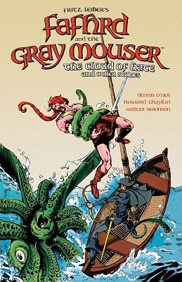 Fafhrd and Gray Mouser: Cloud of Hate TP