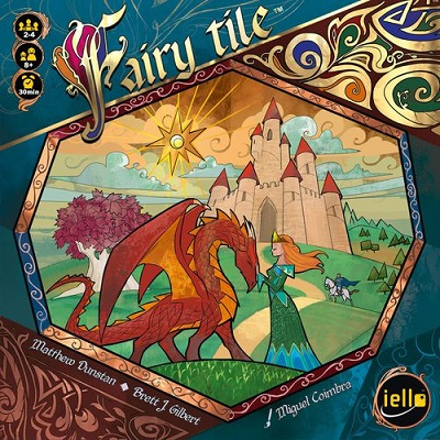 Fairy Tile Board Game