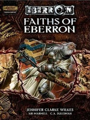 Dungeons and Dragons 3.5 ed: Eberron: Faiths of Eberron