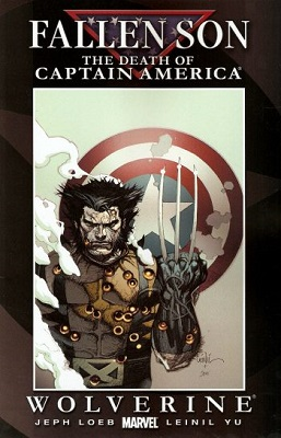 Fallen Son: The Death of Captain America (2007) Complete Bundle - Used
