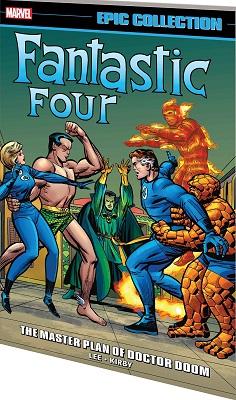 Fantastic Four: Master Plan of Doctor Doom TP