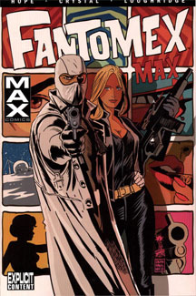 Fantomex TP - Used