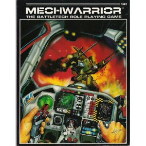 Mechwarrior: the Battletech Role Playing Game - Used