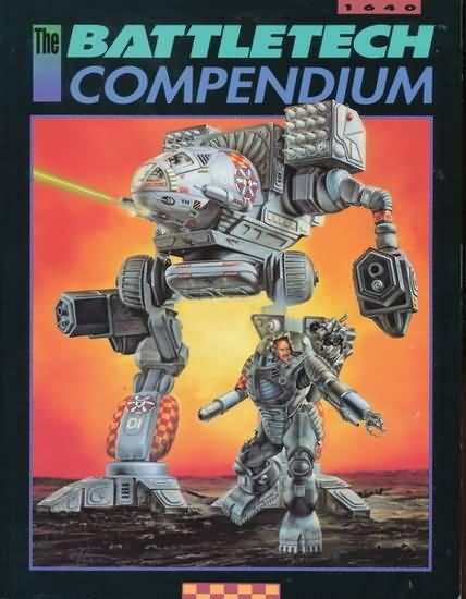 Battletech: Compendium - Used