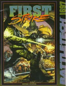 Battletech: First Strike - Used