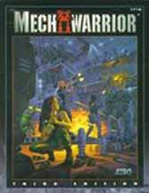 Mech Warrior 3rd ed Role Playing - Used