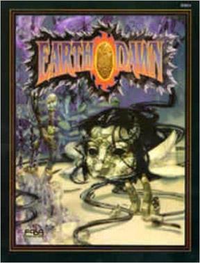 Earth Dawn HC - Used