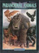 Shadowrun 2nd Ed: Paranormal Animals of North America: 7105 - Used