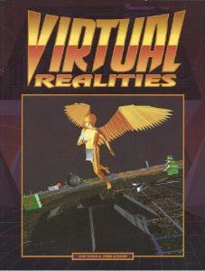 Shadowrun 1st Ed: Virtual Realities: 7107 - Used