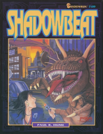 Shadowrun: Shadowbeat - Used