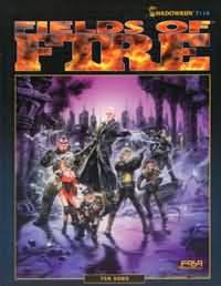 Shadowrun: Fields of Fire - Used
