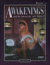 Shadowrun: Awakenings: New Magic in 2057 - Used