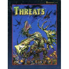 Shadowrun 2nd ed: Threats - Used