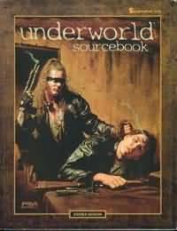 Shadowrun 2nd ed: Underworld Sourcebook - Used