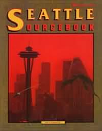 Shadowrun: Seattle Sourcebook - Used