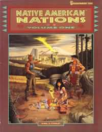 Shadowrun: Native American Nations: Volume One - Used