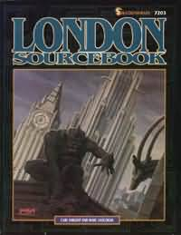 Shadowrun 2nd ed: London Sourcebook - Used