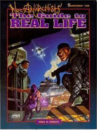Shadowrun 2nd Ed: The Neo-Anarchists Guide to Real Life: 7208 - Used