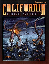 Shadowrun: California Free State - Used