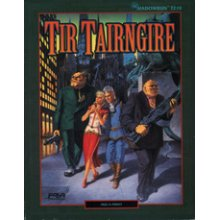 Shadowrun 2nd Ed: Tir Tairngire - Used