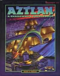 Shadowrun 2nd ed: Aztlan: a Shadowrun Sourcebook - Used
