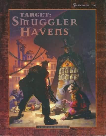 Shadowrun: Target: Smuggler Havens