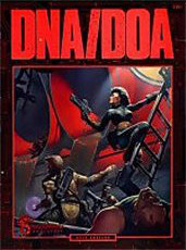 Shadowrun 2nd Ed: DNA-DOA: 7301 - Used