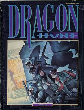 Shadowrun: Dragon Hunt - Used