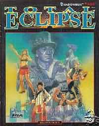Shadowrun: Total Eclipse - Used