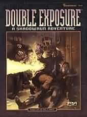 Shadowrun: Double Exposure - Used